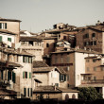 Siena historic architecture — Stock Photo #2283053