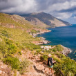Zingaro Natural Reserve, Sicily — Stock Photo