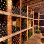 Wine bottles — Stock Photo #2304122