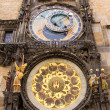 Astronomical clock — Stock Photo #2304625