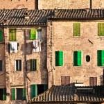 Siena historic architecture — Stock Photo #2305360