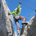 Climber — Stock Photo #2315241