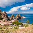 Zingaro Natural Reserve, Sicily — Stock Photo #2316933