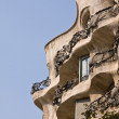 Art nouveau in barcelona - Stock Photo