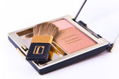 Compact blush — Stock Photo