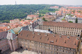 Prag panorama — Stock Photo