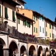 Tuscan historic architecture — Stock Photo #2353358