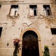 Tuscan historic architecture — Stock Photo