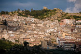 Medieval town Agira, Sicily — Stock Photo