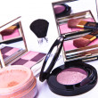 Makeup collection — Stockfoto