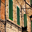 Tuscan historic architecture — Stock Photo #2478647