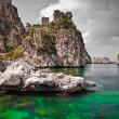 Zingaro Natural Reserve, Sicily — Stock Photo