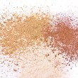 Makeup powder - Stock Photo
