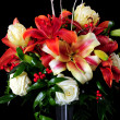 Flowers arrangement — Stock Photo