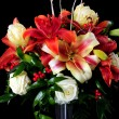 Stock Photo: Flowers arrangement