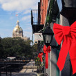 Christmas In Savannah — Stock Photo