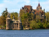 Thousand islands — Stock Photo