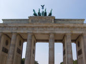 Germany, Berlin, Brandenburg gate — Stock Photo