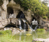 France, Paris, Versail, grotto — Stock Photo