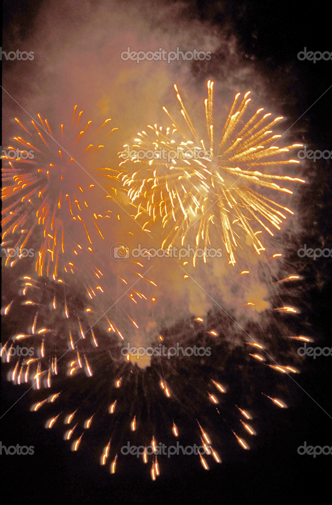 Fireworks — Stock Photo #2184880