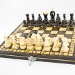 Chess game — Stock Photo