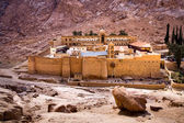Saint Catherine's Monastery — Stock Photo