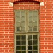 Stock Photo: Old fashioned window
