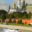 The Kremlin in Moscow, Russia - Stock Photo