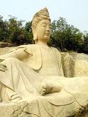 Kwan-yin statue — Stock Photo
