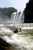 HuangGuoShu waterfall — Stock Photo