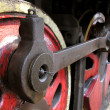 Steam locomotive - Stock fotografie