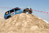 Autocross — Stock Photo