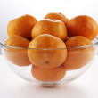 Mandarin oranges — Stock Photo