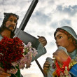 Jesus and Saint Veronica — Stock Photo
