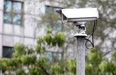 Câmera de vigilância — Foto Stock