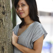 Stock Photo: Beautiful Asian Woman