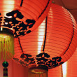 Chinese lanterns — Stock Photo #2194157