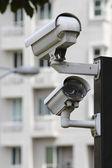 安全摄像机 — 图库照片