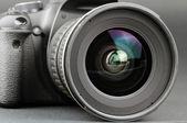 相机镜头 — 图库照片