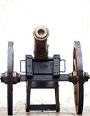 Ancient gun — Stock Photo