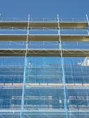 Scaffolding — Stock Photo