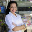 Portait of a retail store owner — Stock Photo #2158746