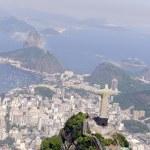 Christ Redeemer in Rio de Janeiro — Stock Photo #2283235