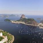 Sugarloaf Mountain in Rio de Janeiro — Stock Photo #2283554