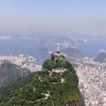 Christ Redeemer in Rio de Janeiro — Stock Photo #2283804