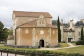 Baptistery in Poitiers, France — Stock Photo