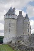 Chateau de Montpoupon, France — Stock Photo