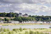 Chaumont sur Loire — Stock Photo