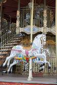 Carousel in Paris — Stock Photo
