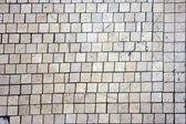 Tiled street in Paris — Stock Photo